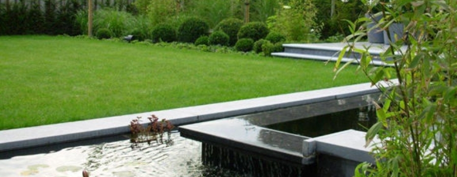 Ivan buffel tuin landschapsarchitect for Tuinarchitect modern strak