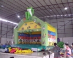 INFLATABLE BOUNCER Model Multi Frog 2010