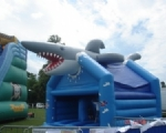 INFLATABLE BOUNCER Model Shark C2 1004