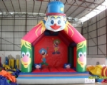 INFLATABLE BOUNCER Model Clown PR
