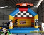 INFLATABLE BOUNCER Model New Race