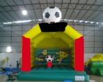 ZAMEK DMUCHANY Model  piłka nożna B 001