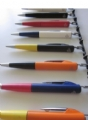 Balpen met stempel: Trodat Twin in vele kleuren