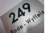 Huisnummers / Numéros