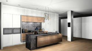 Votre cuisine en 3D