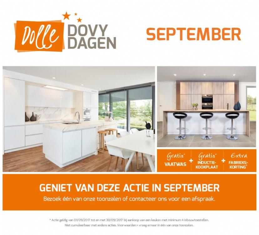 Dolle Dovy Dagen september