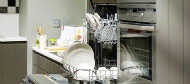 Verhoogde vaatwasmachine