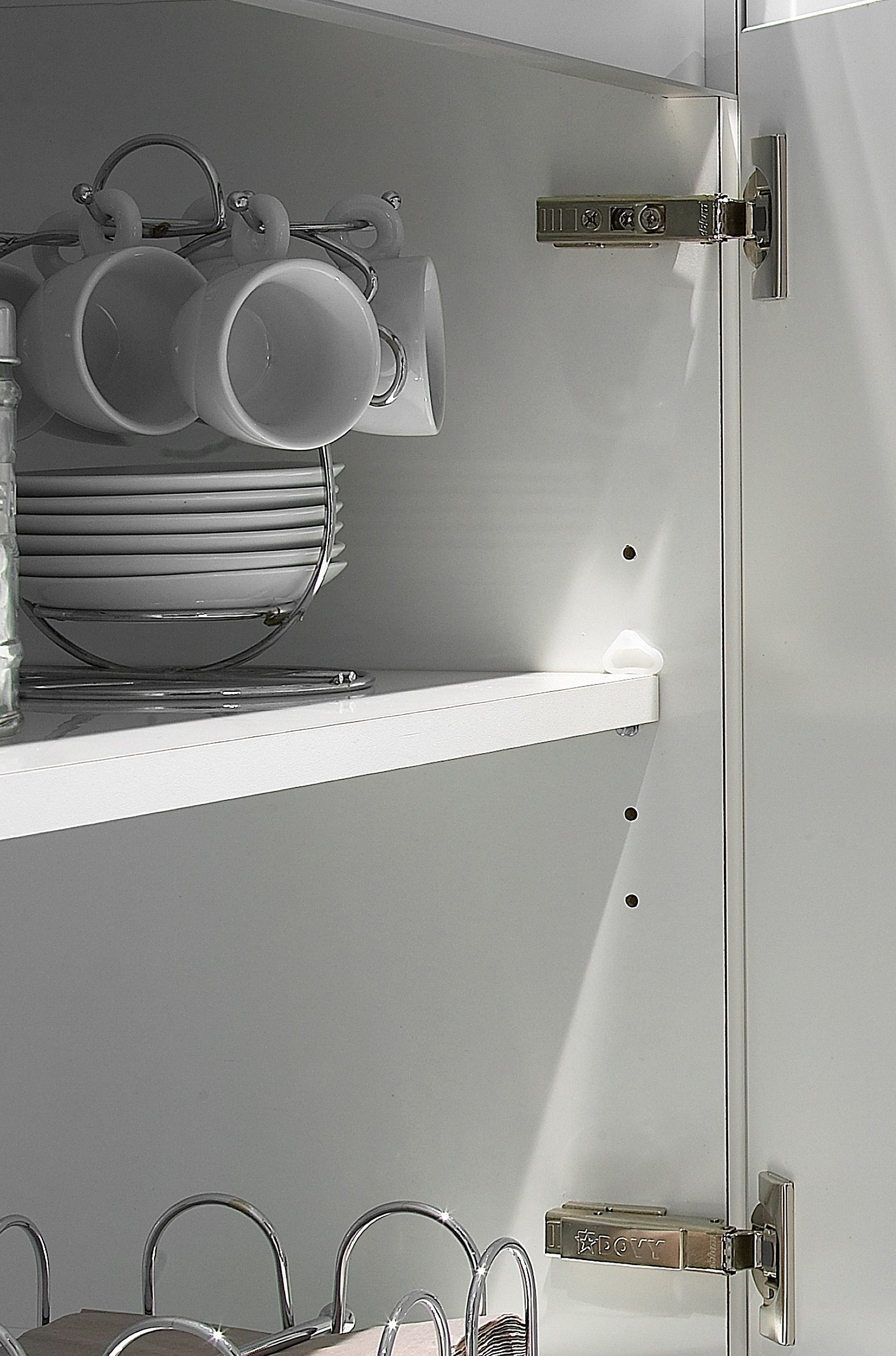 Dovy Keukens Laminaat : Waarom glanzend laminaat aan de binnenkant? Dovy keukens
