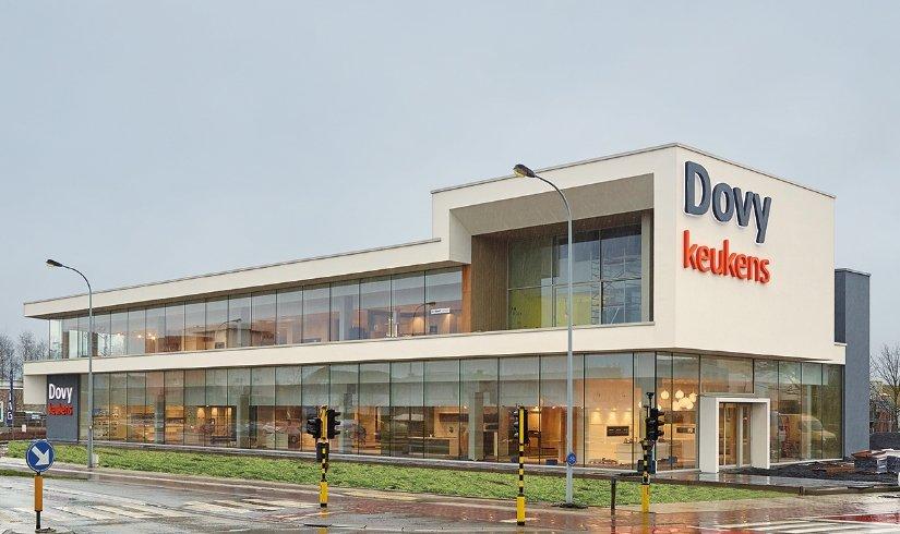 Dovy Keukens Oost Vlaanderen : Dovy keukenwinkels in Vlaanderen en Wallonië Dovy keukens