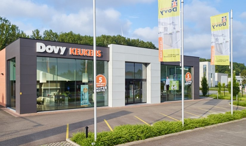 Dovy Keukens Aalst : Dovy keukenwinkels in Vlaanderen en Wallonië Dovy keukens