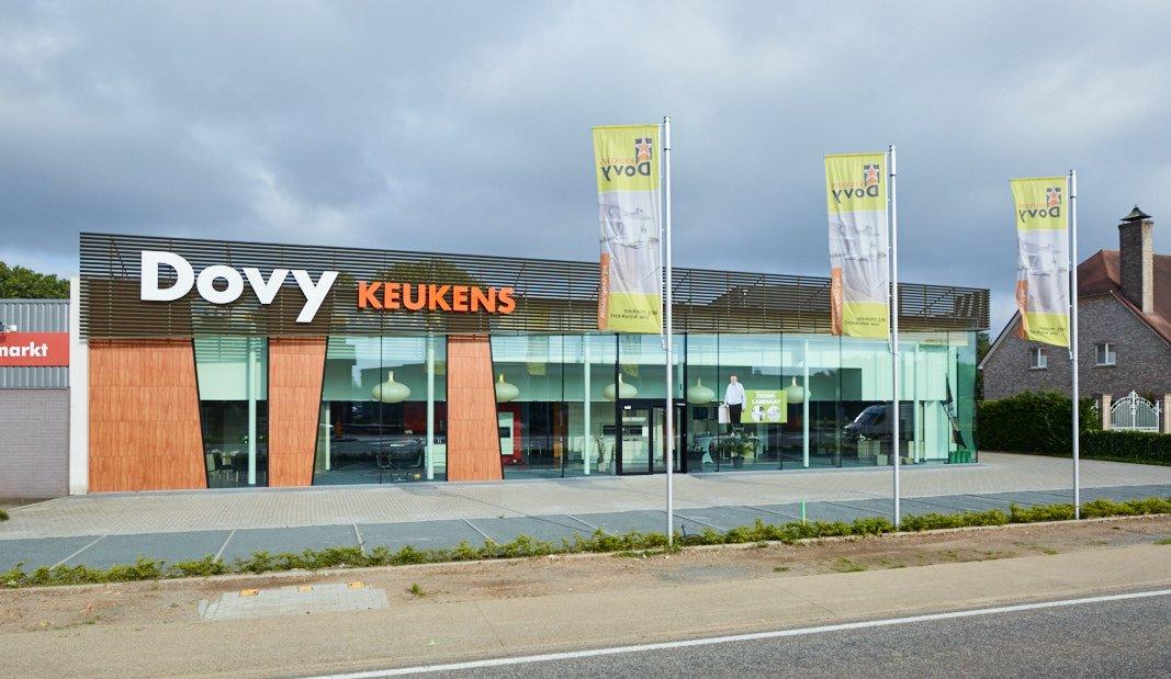 Dovy Keukens Geraardsbergen : Dovy keukenwinkels in Vlaanderen en Wallonië Dovy keukens
