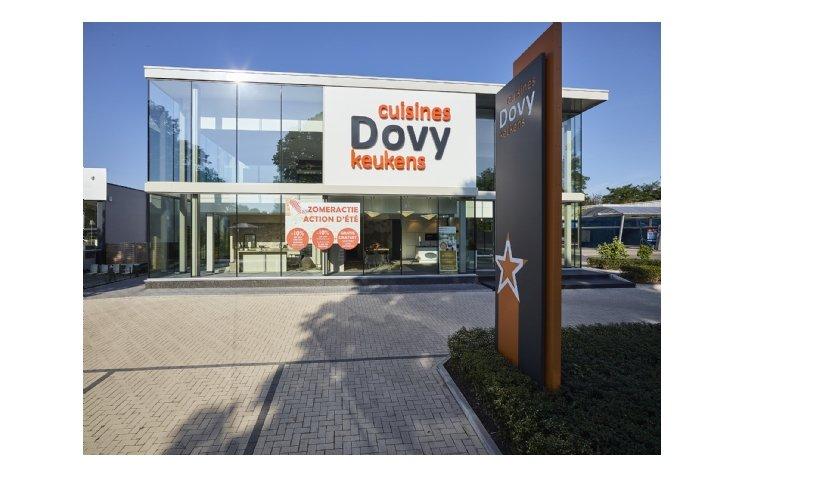 Onze winkels en keuken toonzalen in Vlaanderen en Wallonië