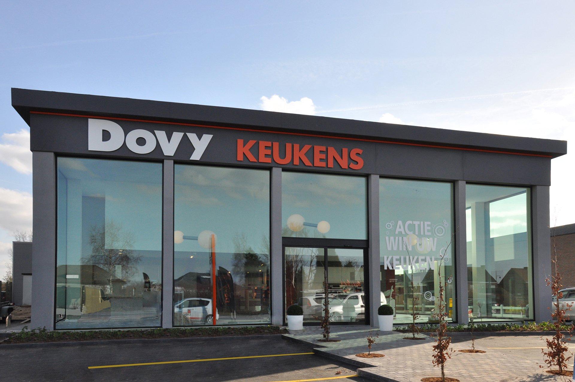 Dovy Keukens Maldegem Toonzaal bezoeken Dovy keukens